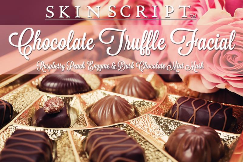 Love yourself chocolate truffle facial delights your skin the chocolatetruffle solutioingenieria Gallery